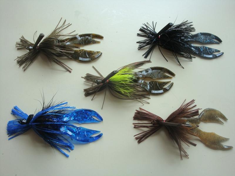 Thomas Custom Fishing Jigs and Lures